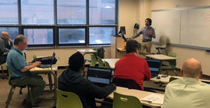 Front End Development Course at AlbanyCanCode