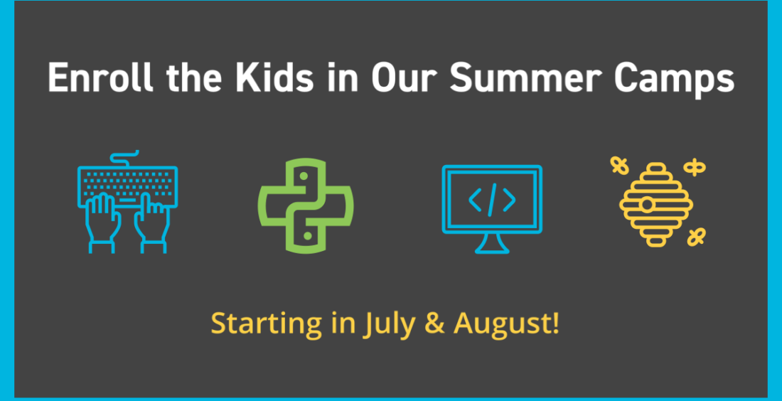AlbanyCanCode Summer 2020 Coding Camps